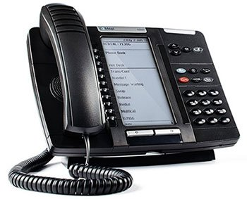 mitel touch screen business phone